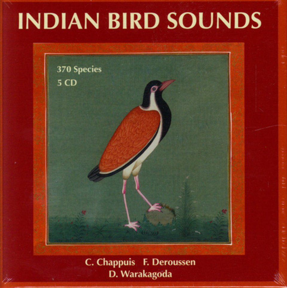 Indian Bird Sounds, The Indian Peninsula