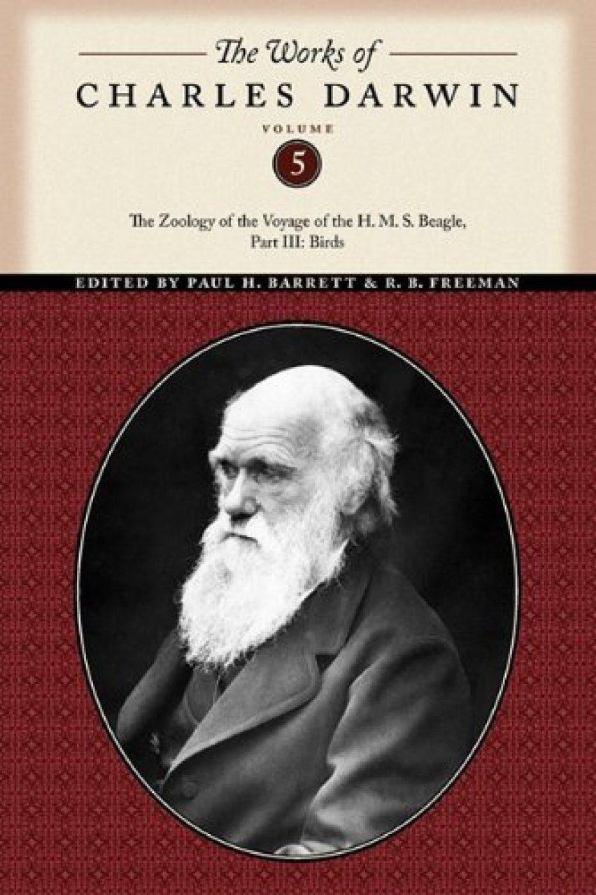 The Works of Charles Darwin, Volume 5
