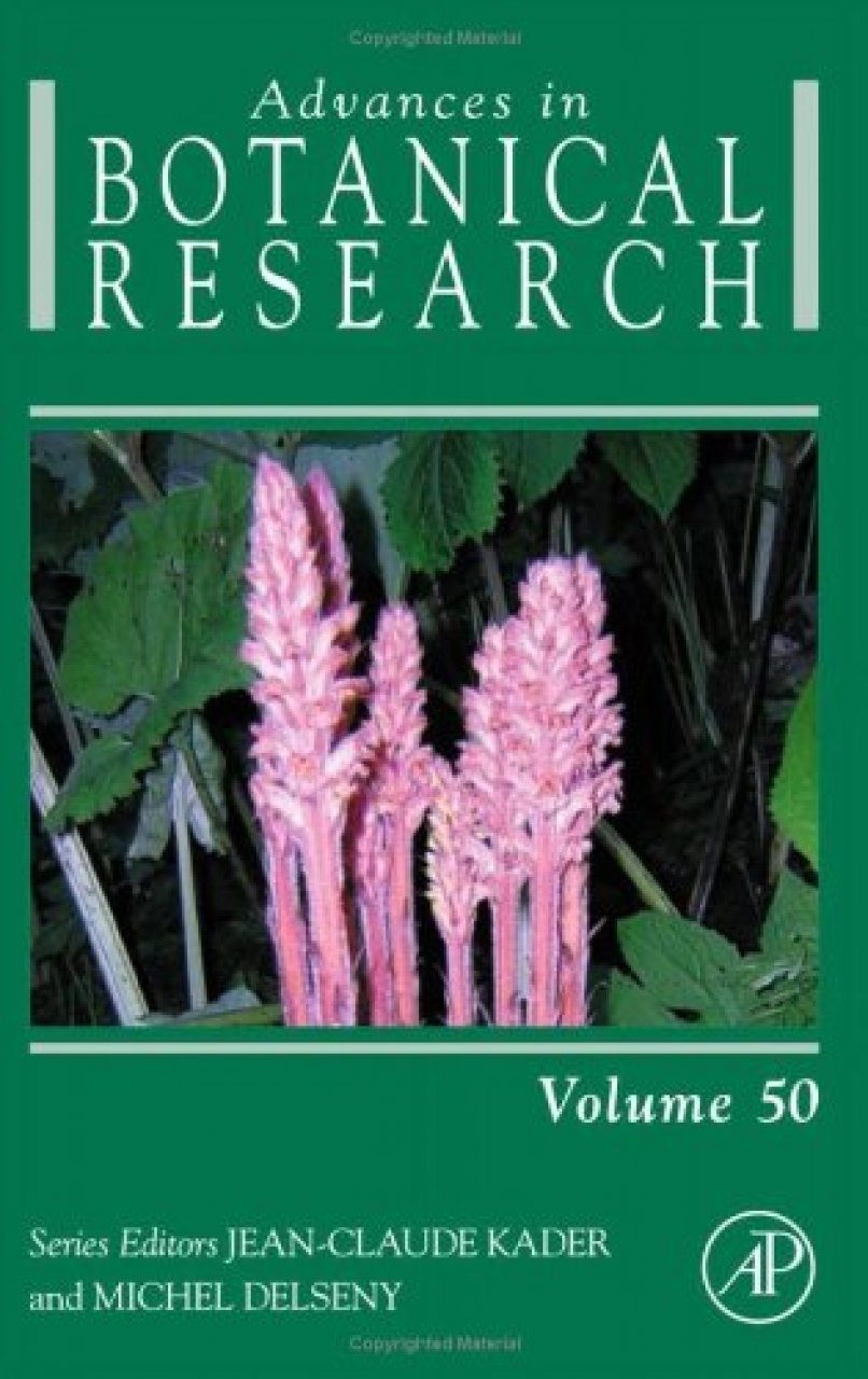 Advances in Botanical Research, Volume 50