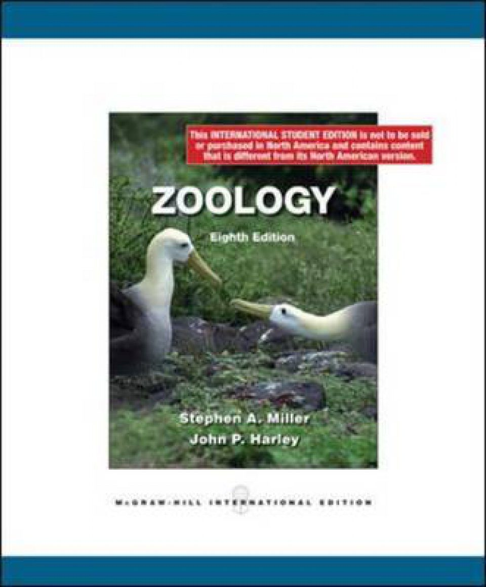 Zoology (International Edition)
