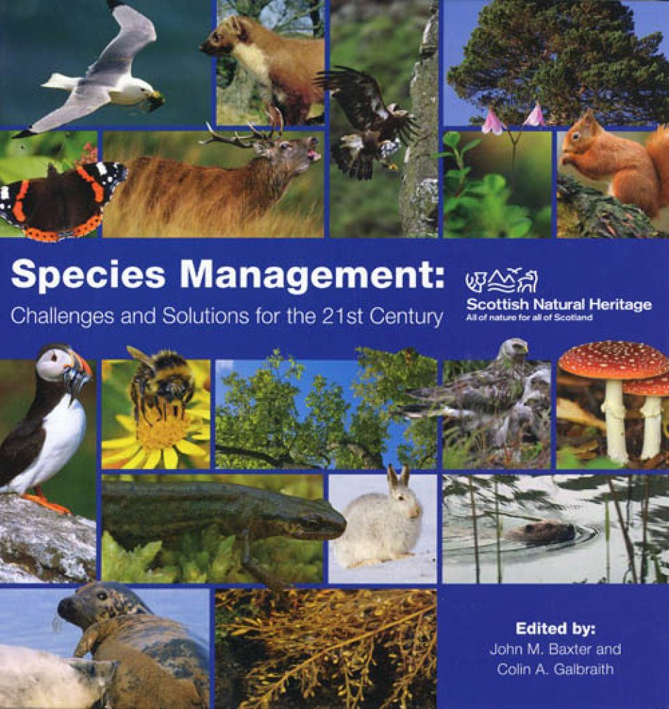 Species Management