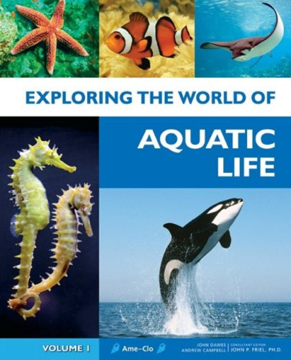 Exploring the World of Aquatic Life (6-Volume Set)