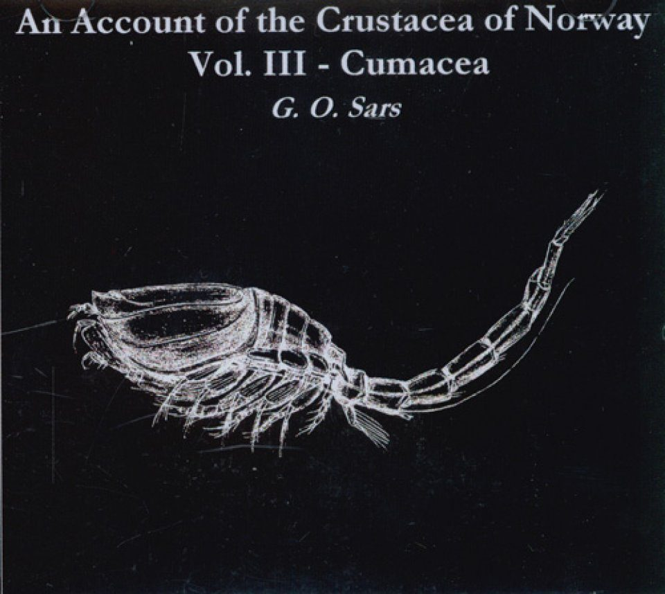 An Account of the Crustacea of Norway, Vol. III: Cumacea