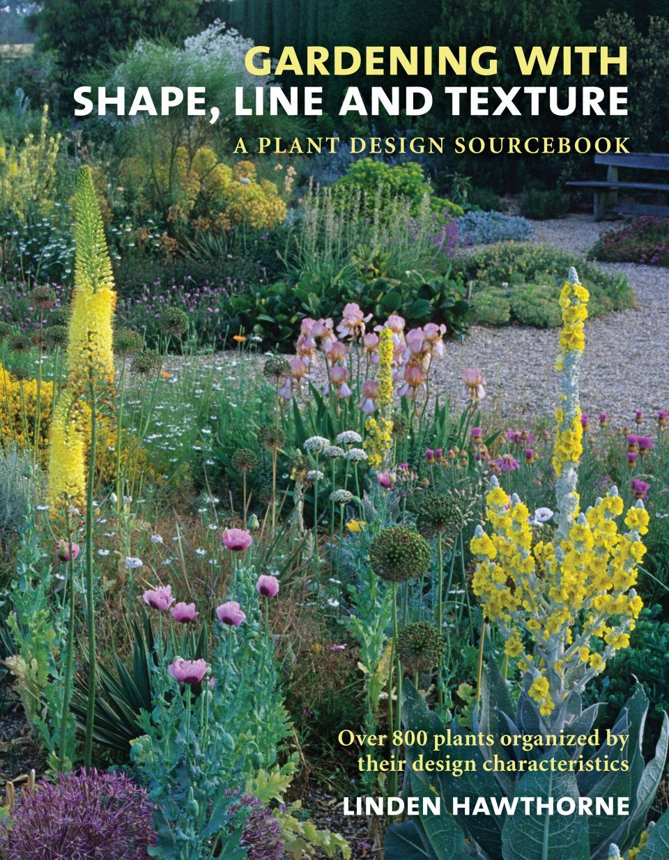 Gardening with Shape, Line, and Texture