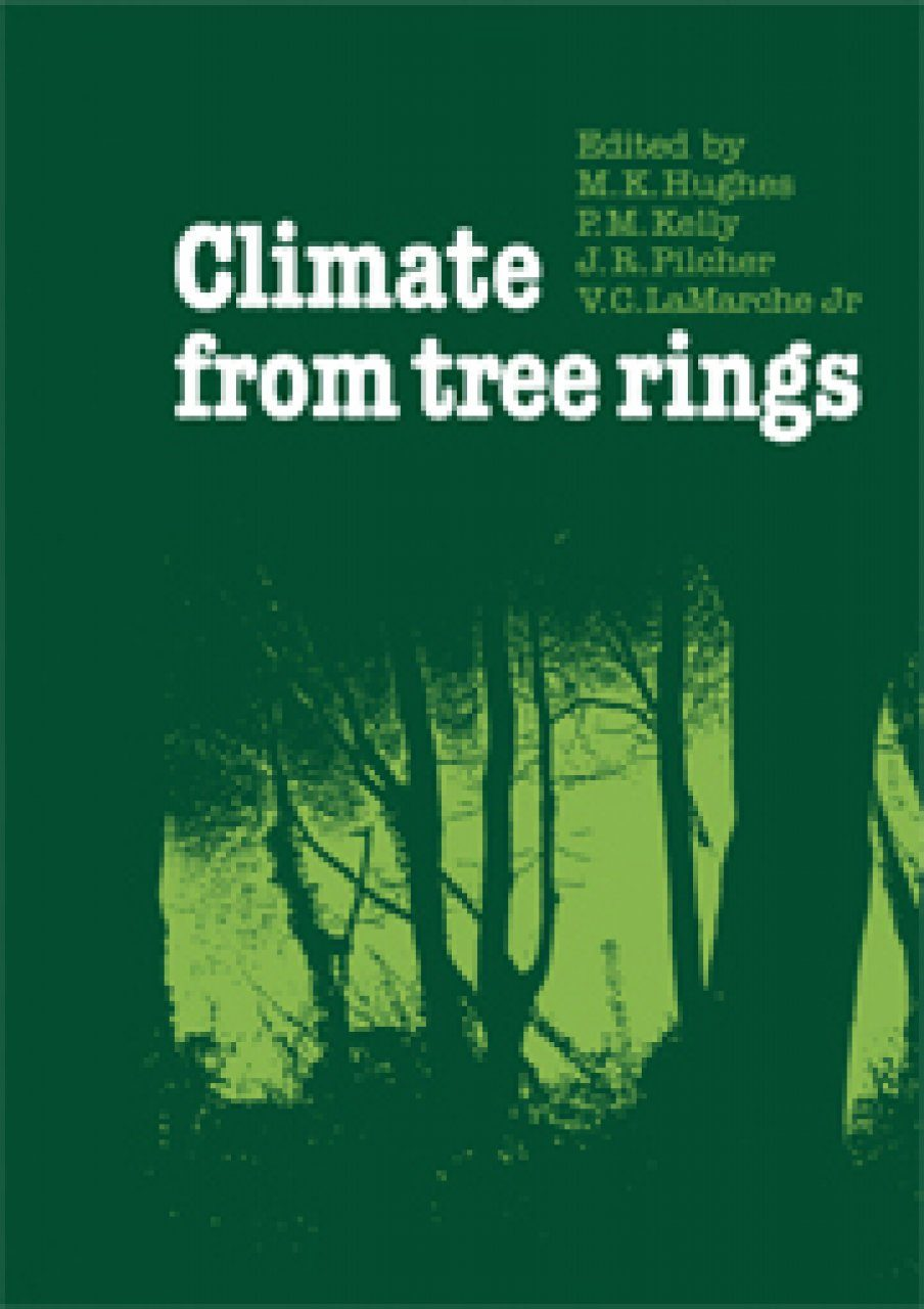 Climate from Tree Rings