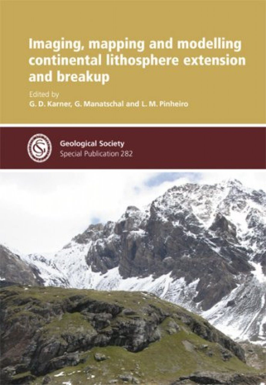 Imaging, Mapping and Modelling Continental Lithosphere Extension and Breakup