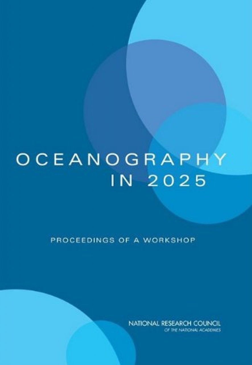 Oceanography in 2025