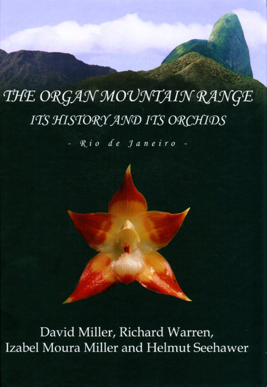 The Organ Mountain Range