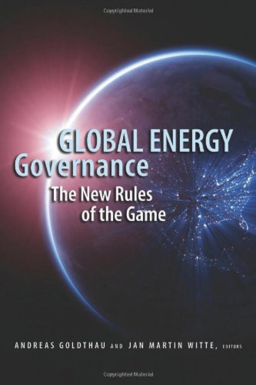 Global Energy Governance