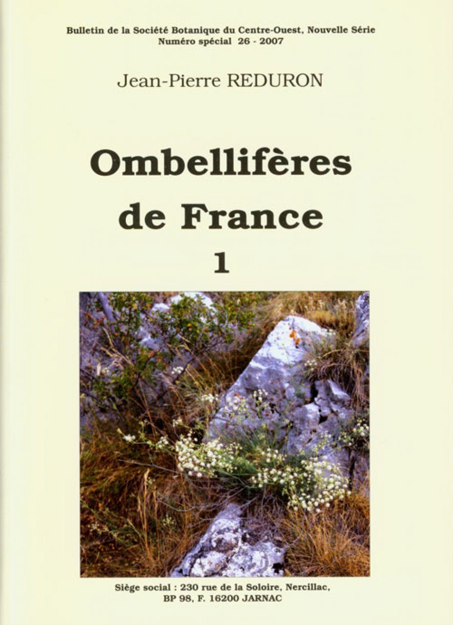 Ombelliferes de France, Tomes 1-5 [Umbelliferae of France, Volumes 1-5]