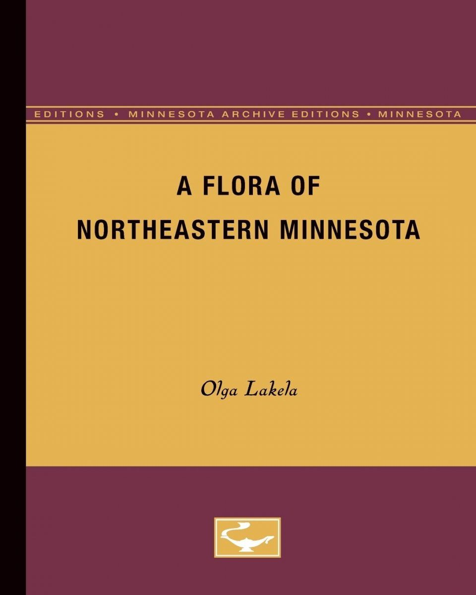 A Flora of Northeastern Minnesota