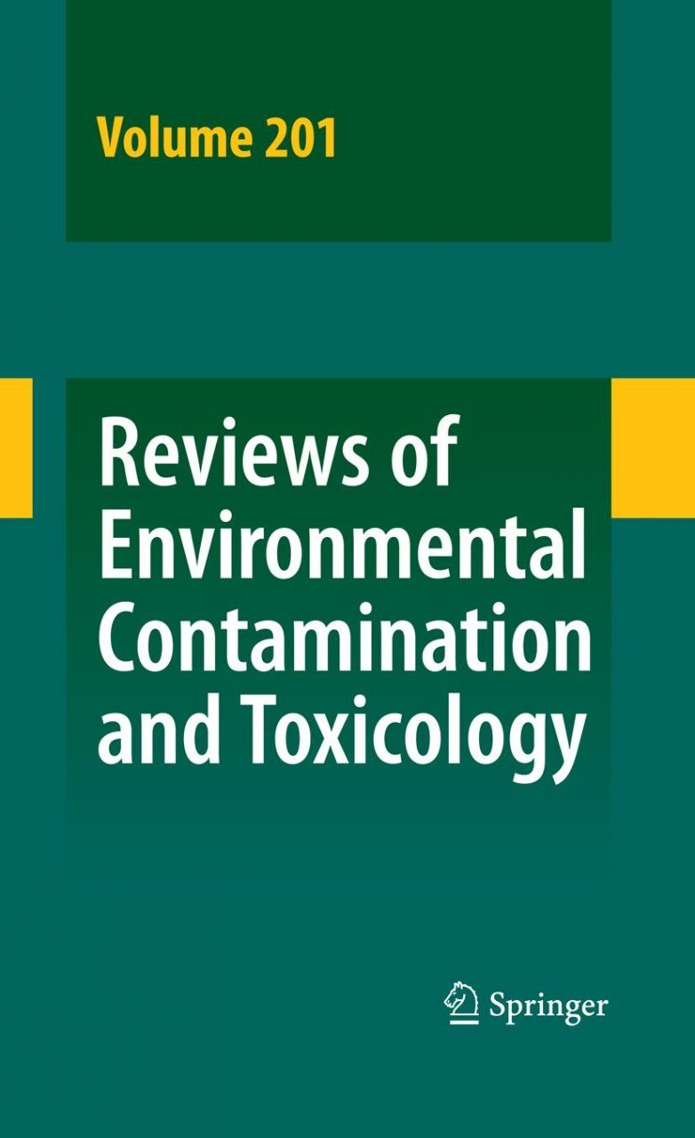 Reviews of Environmental Contamination and Toxicology, Volume 201