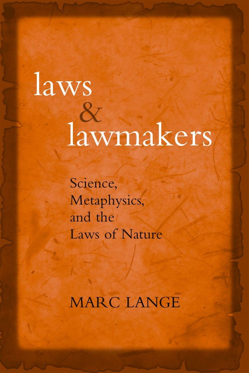 Laws and Lawmakers