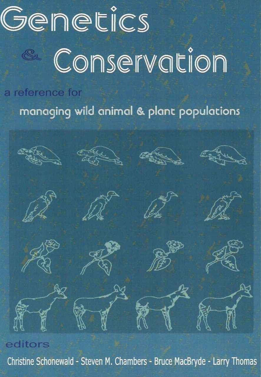 Genetics and Conservation: a Reference Manual for Managing Wild Animal and Plant Populations