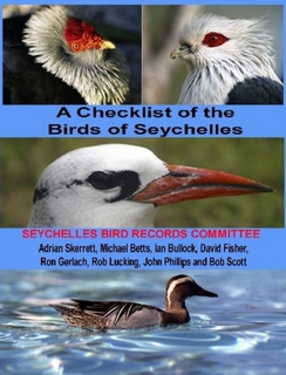 A Checklist of the Birds of Seychelles