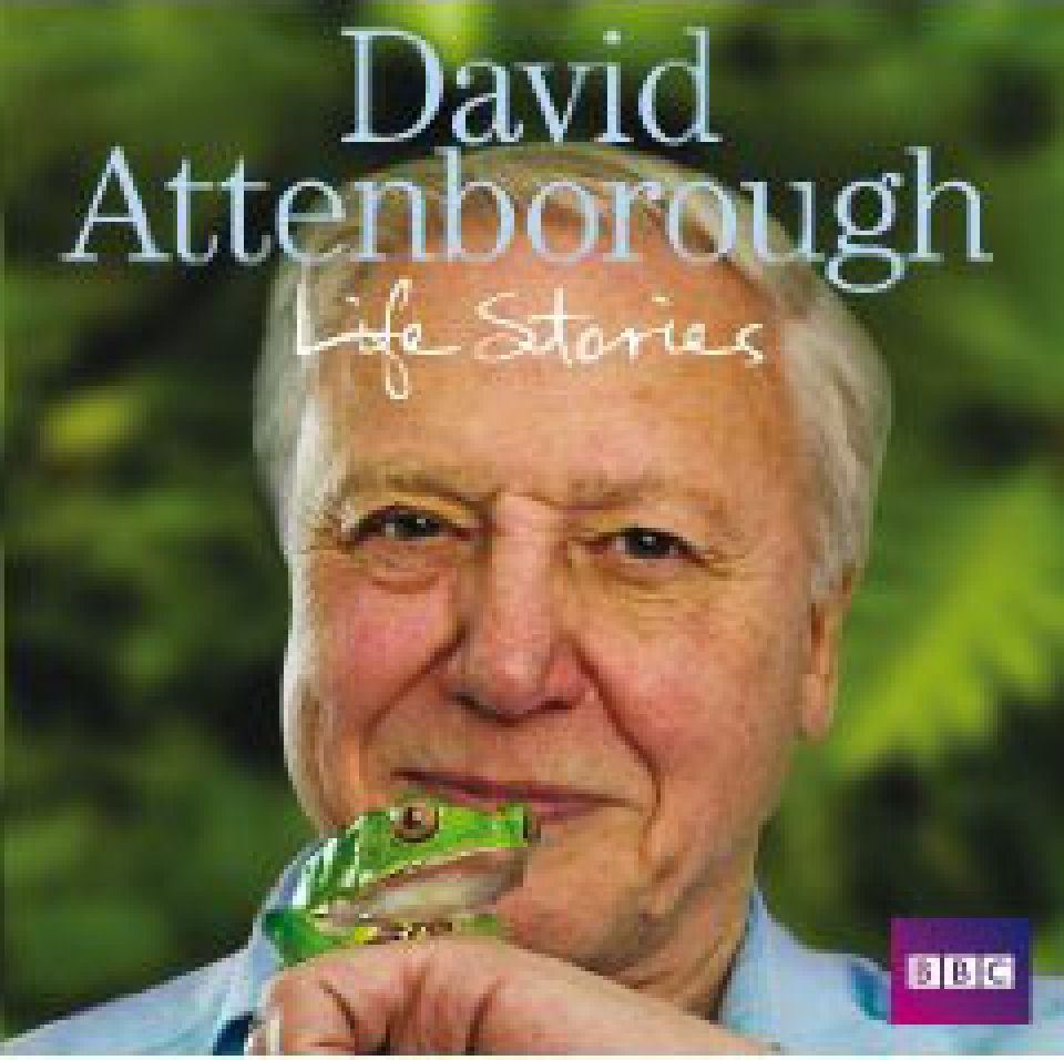 David Attenborough's Life Stories: Audiobook