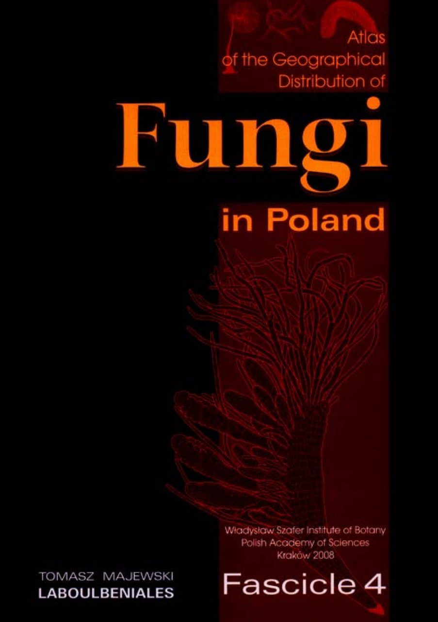 Atlas of the Geographical Distribution of Fungi in Poland, Fascicle 4