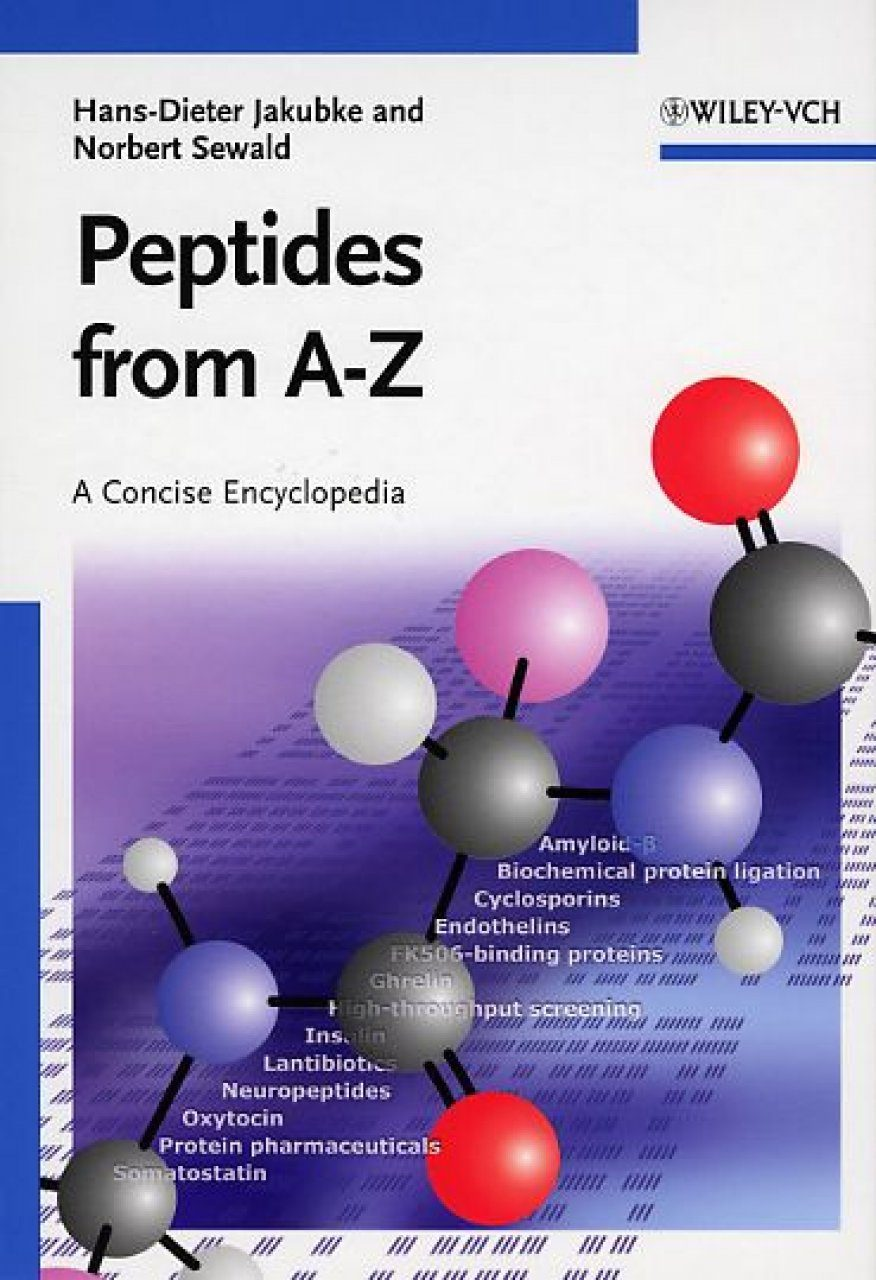 Peptides from A to Z