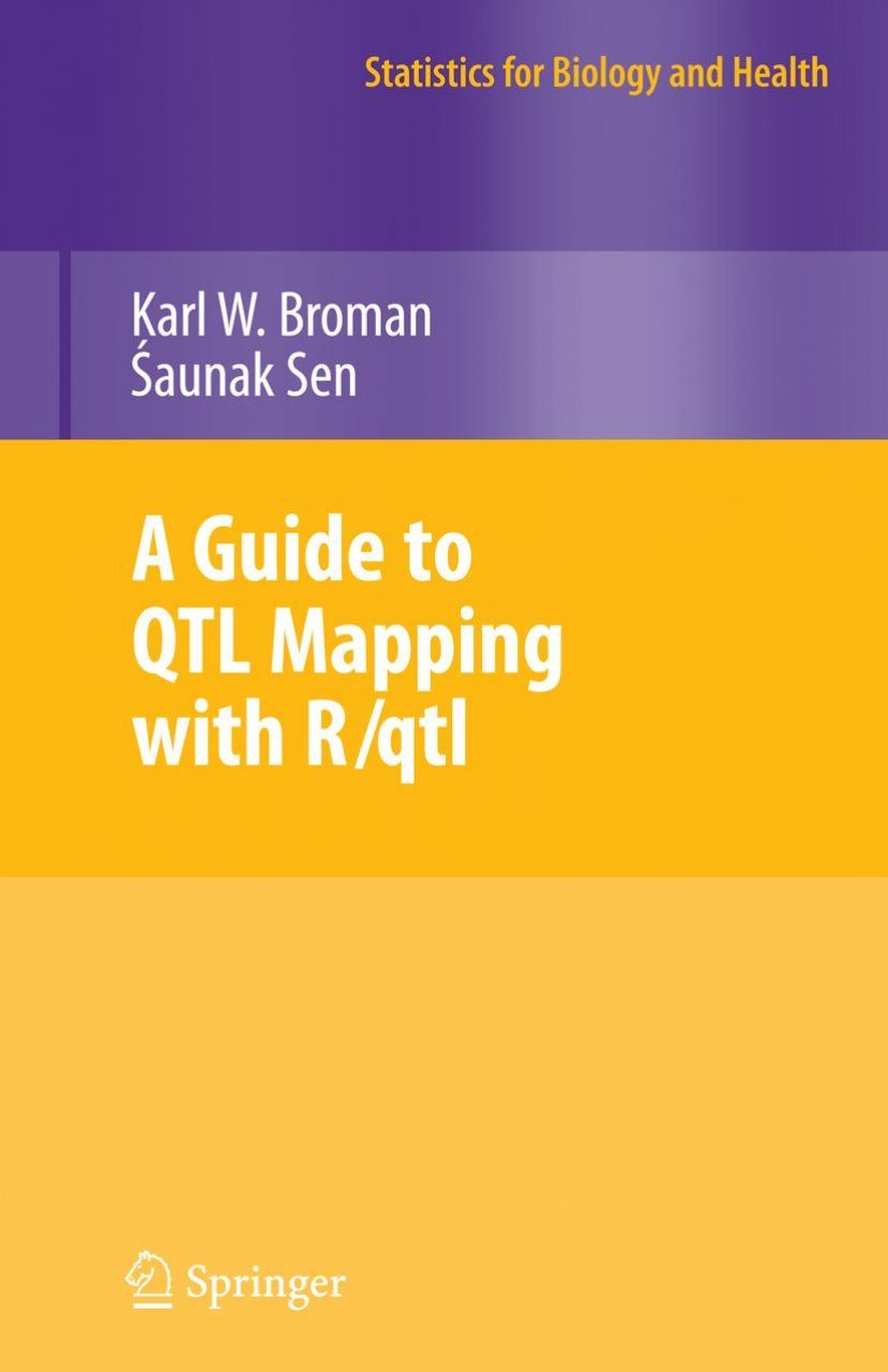 A Guide to QTL Mapping with R/qtl