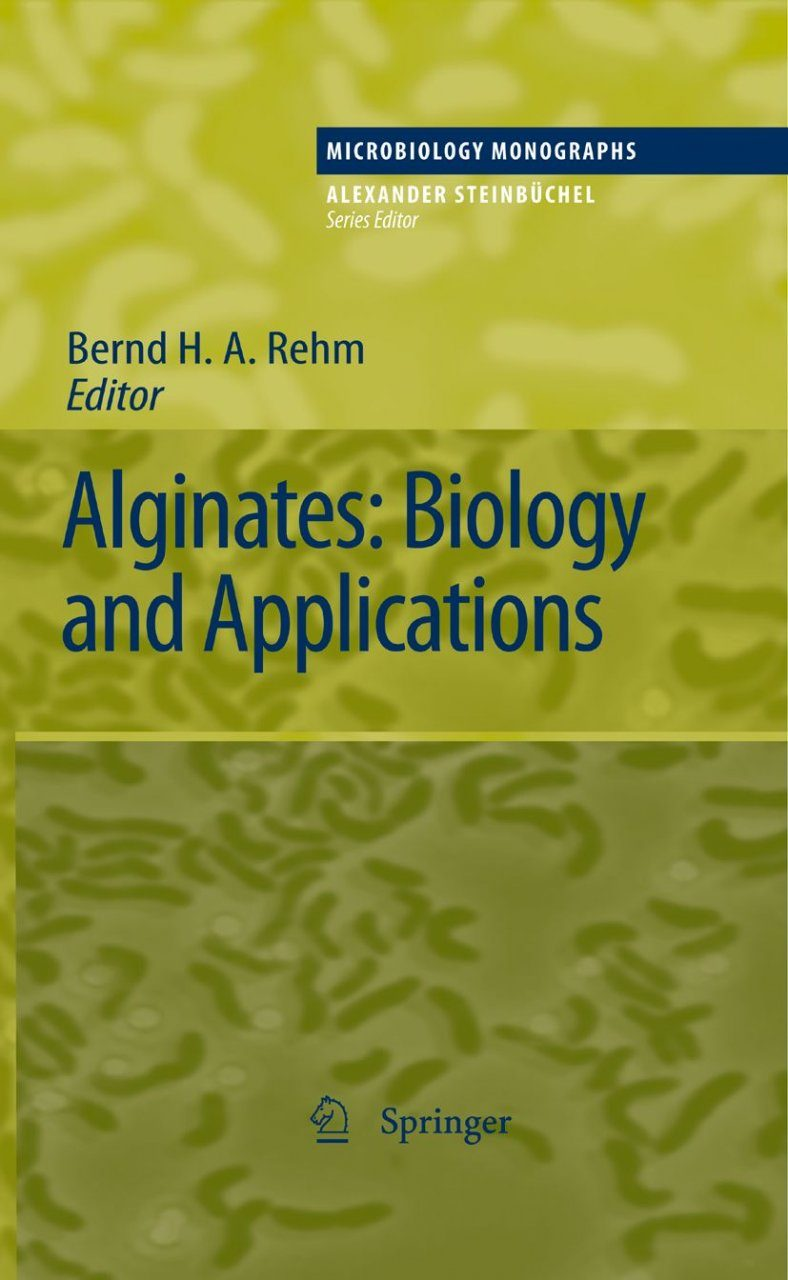 Alginates: Biology and Applications