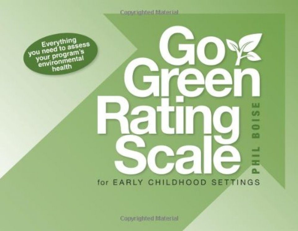 Go Green Rating Scale for Early Childhood Settings