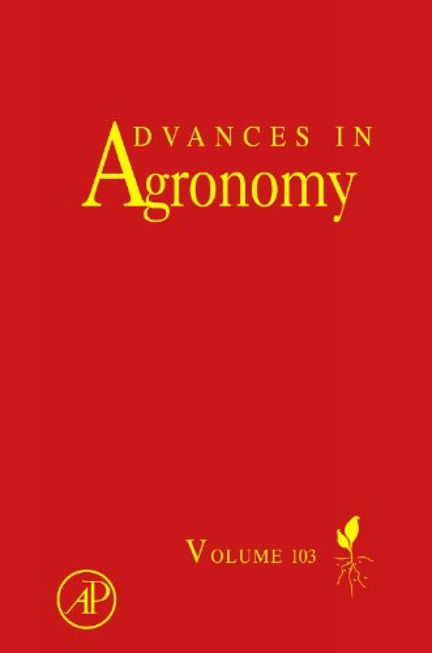 Advances in Agronomy, Volume 103