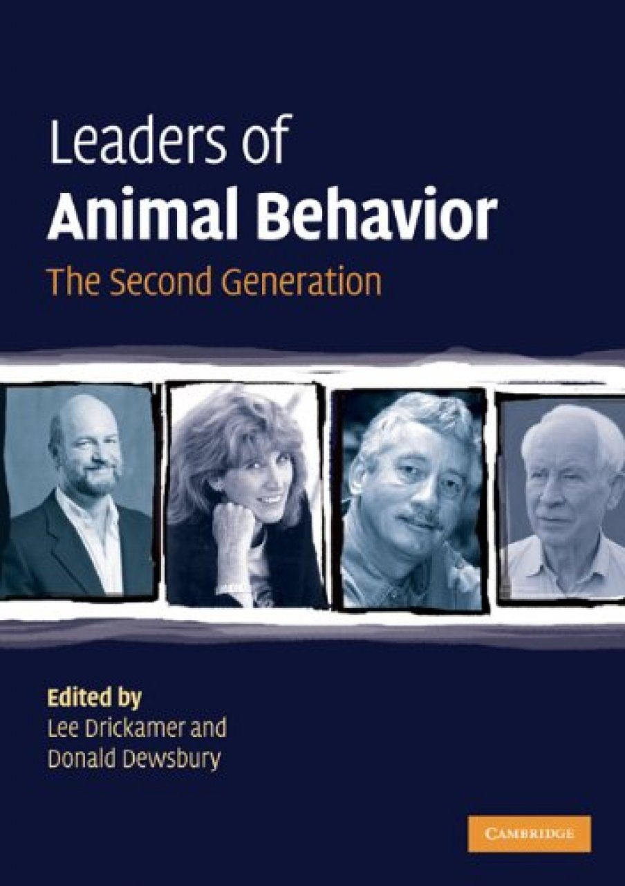 Leaders in Animal Behaviour