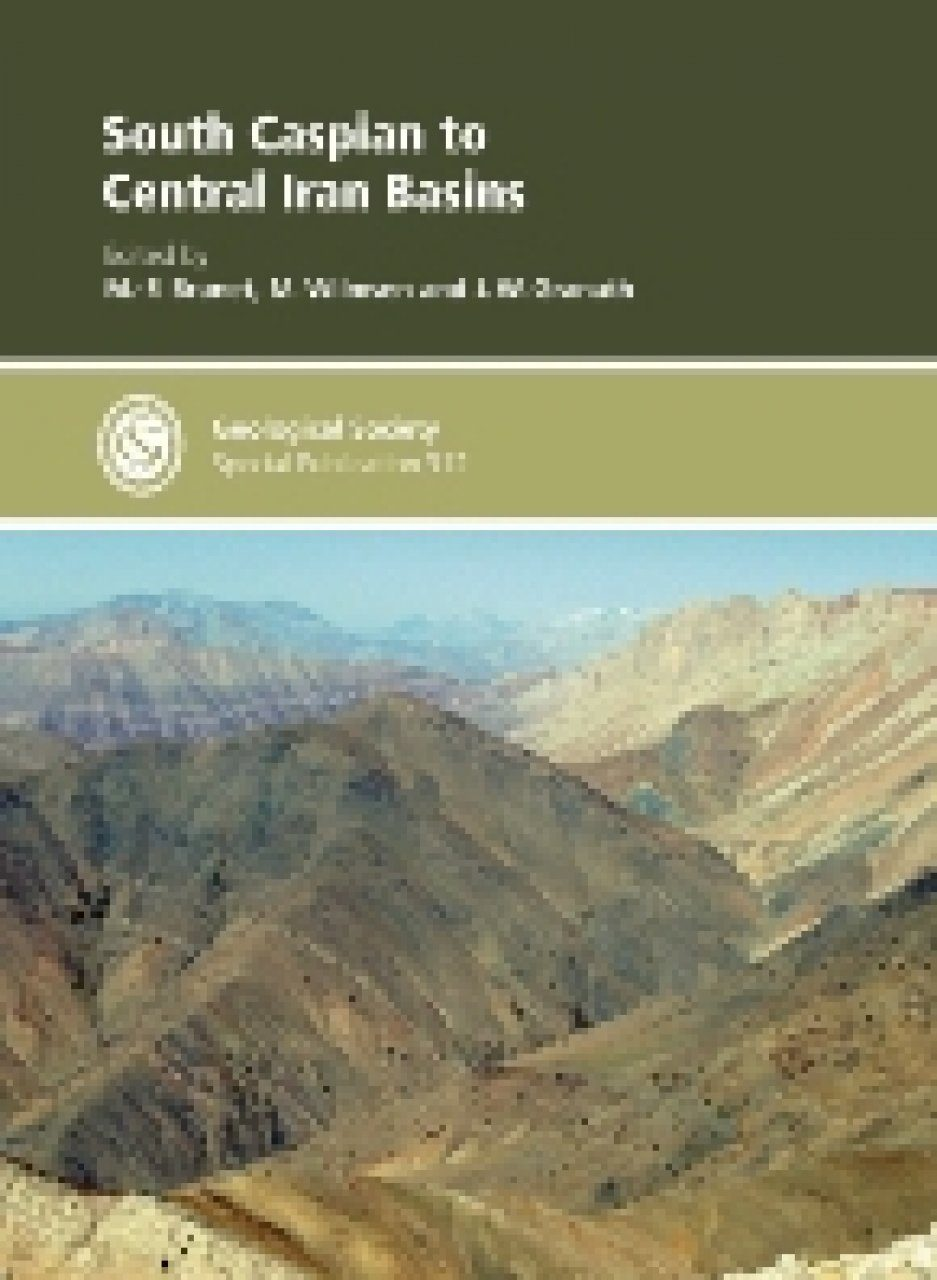 South Caspian to Central Iran Basins