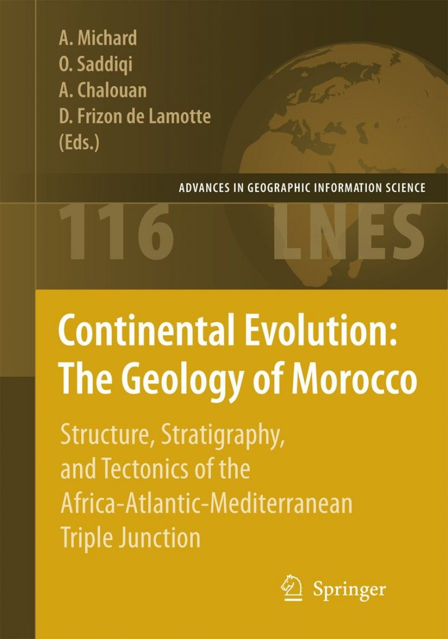 Continental Evolution - the Geology of Morocco