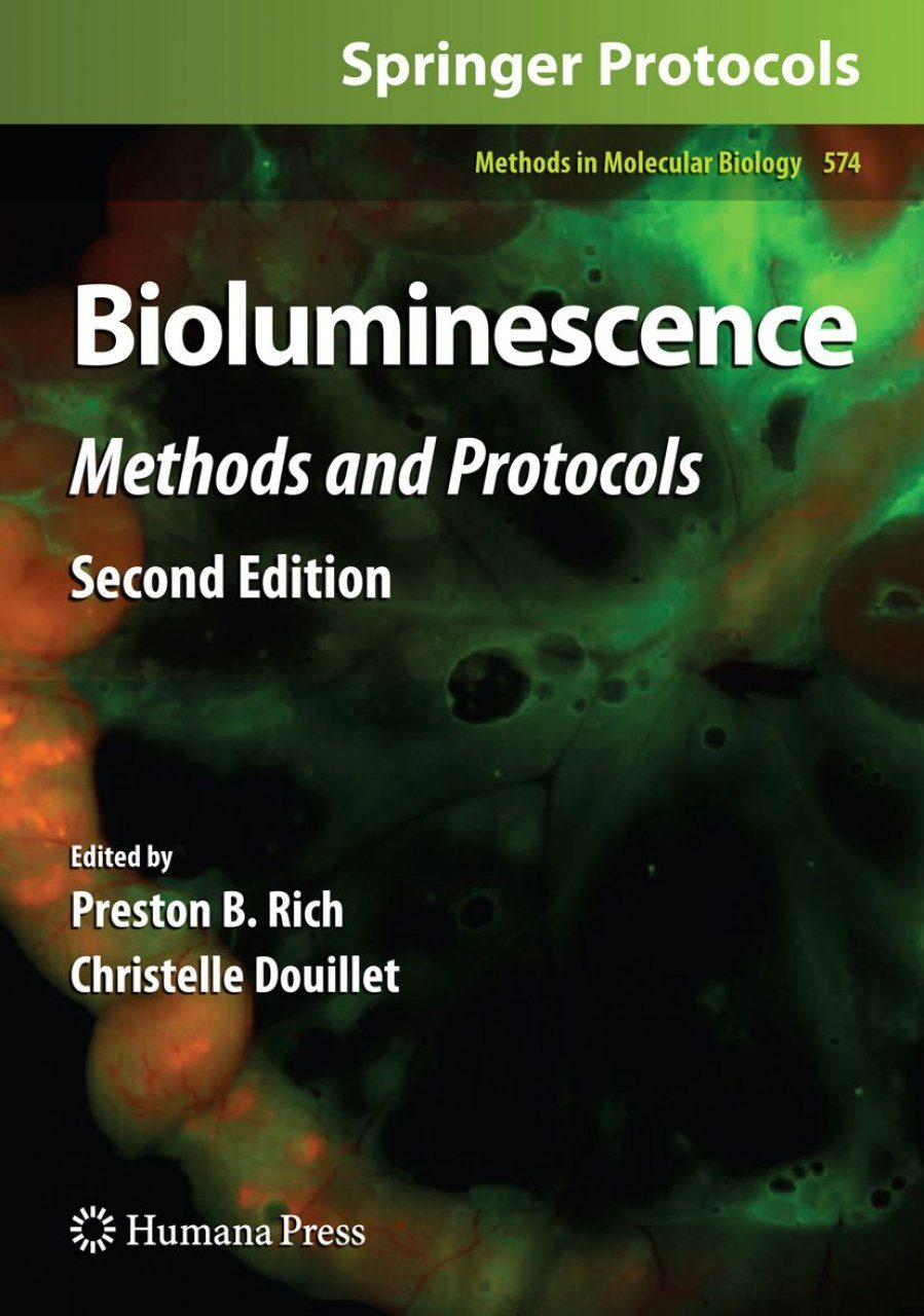 Bioluminescence: Methods and Protocols