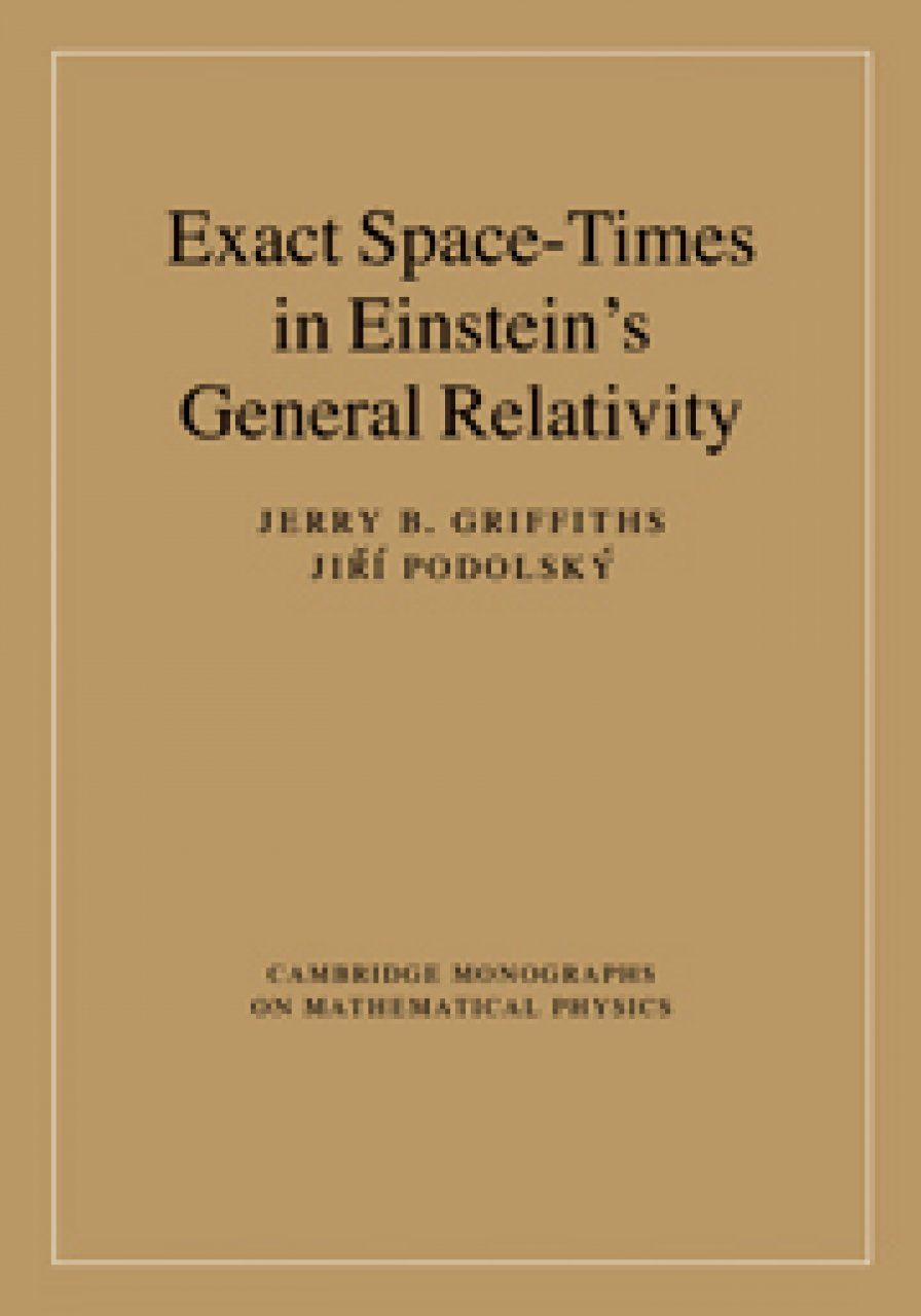 Exact Space-Times in Einstein's General Relativity