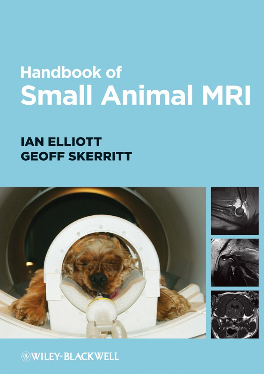 Handbook of Small Animal MRI