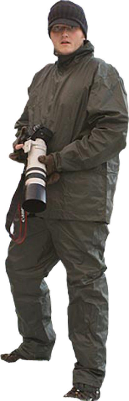 Two Piece Heavy Duty Rain Suit