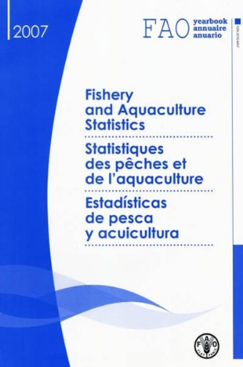 FAO Yearbook 2007