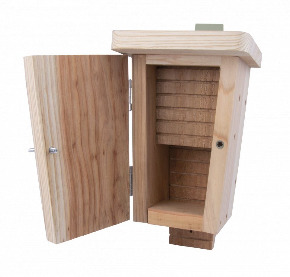 Double Chamber Bat Box
