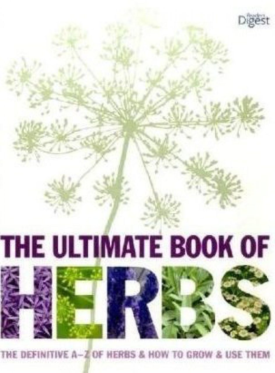 The Ultimate Book of Herbs