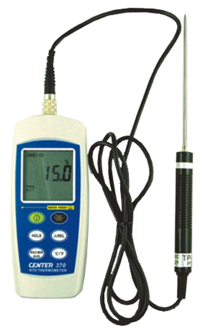 Waterproof RTD Thermometer