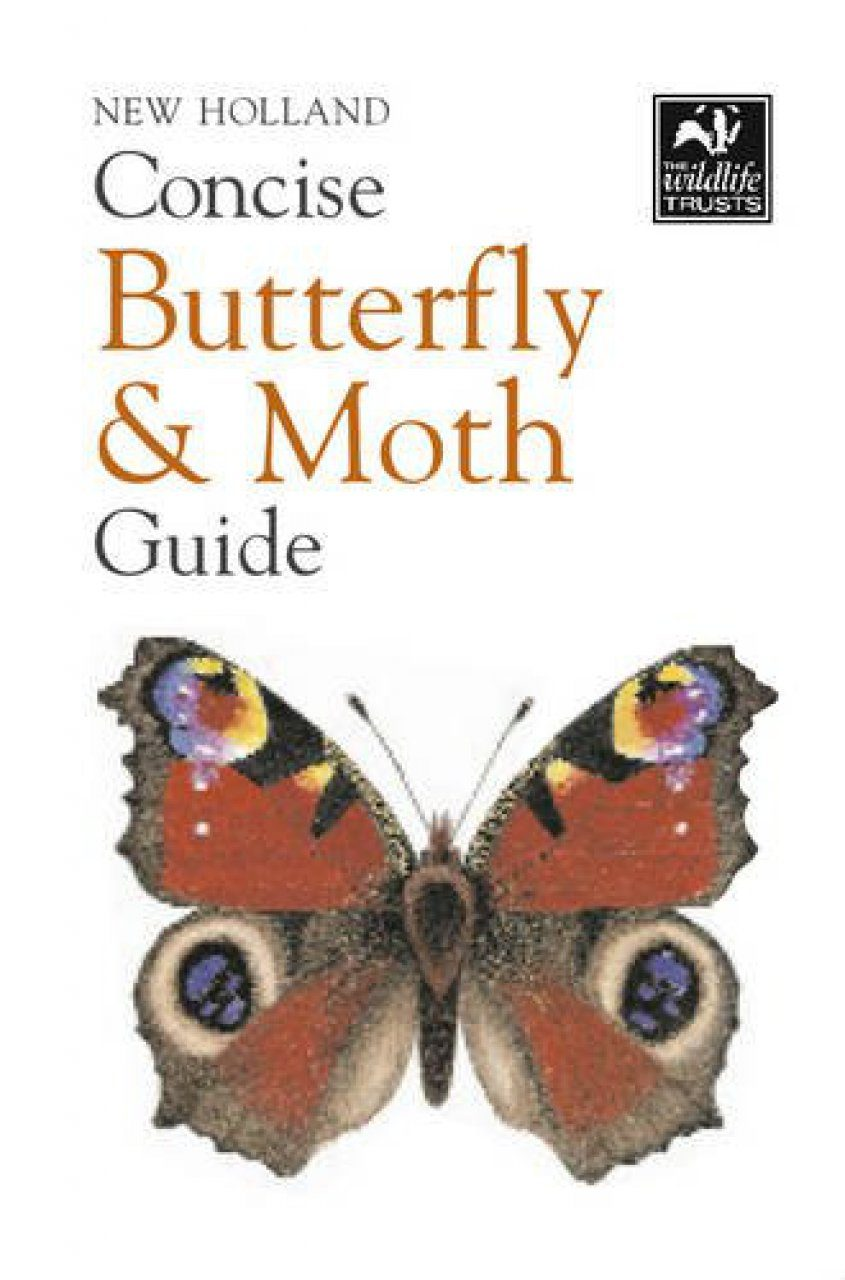 New Holland Concise Butterfly & Moth Guide