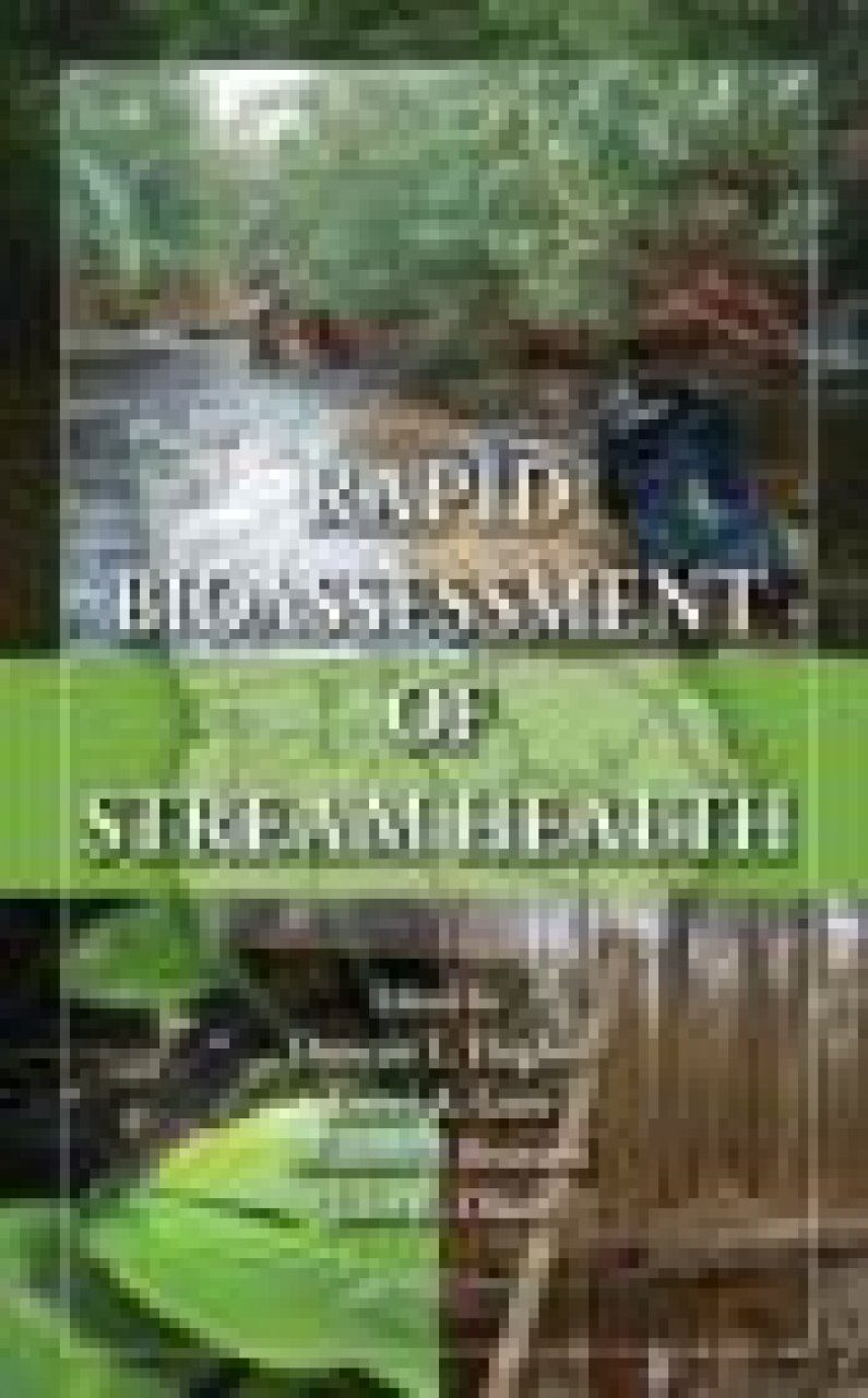 Rapid Bioassessment of Stream Health