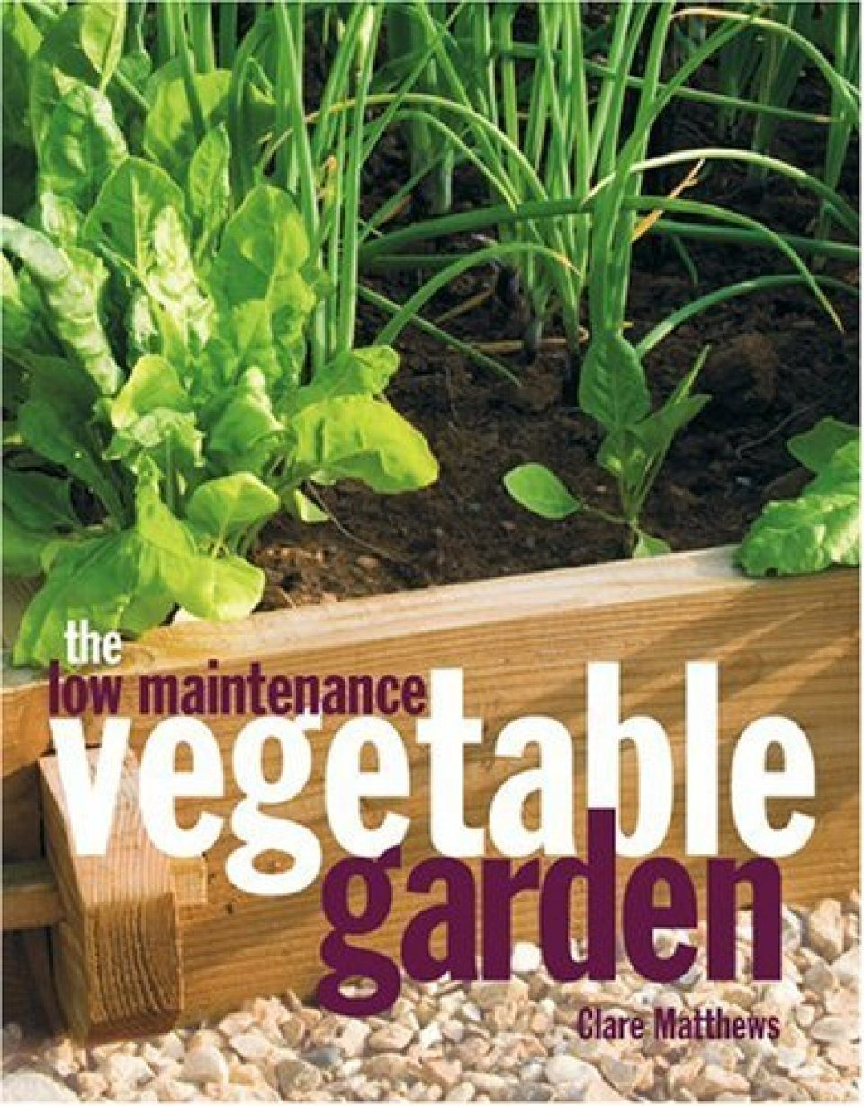 The Low Maintenance Vegetable Garden