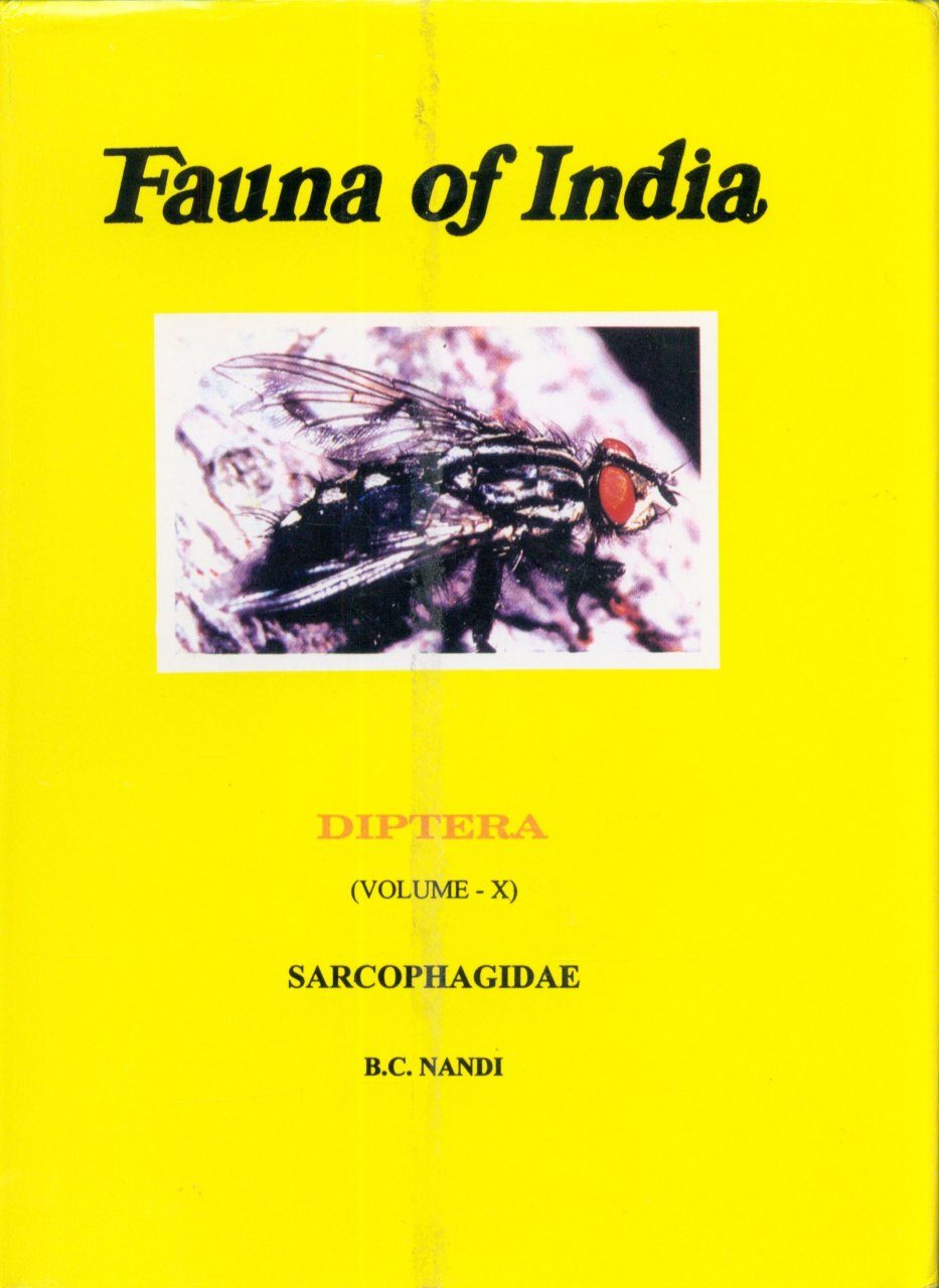 Fauna of India and the Adjacent Countries: Diptera, Part 10