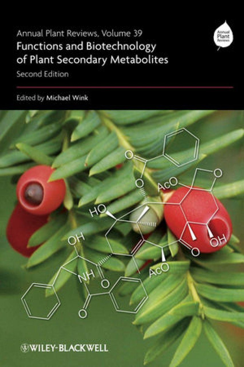 Functions and Biotechnology of Plant Secondary Metabolites