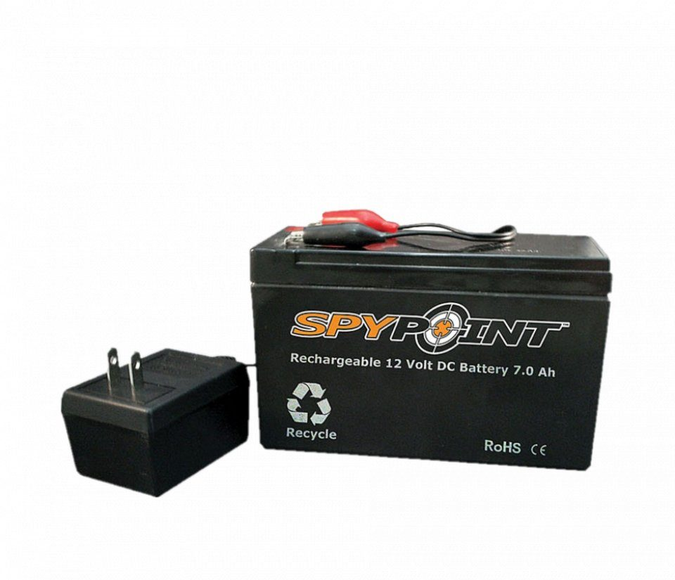 Spypoint Rechargeable 12V Battery