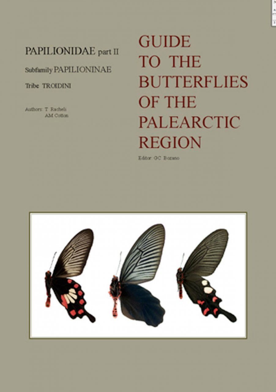 Papilionidae part 2 (Guide to the Butterflies of the Palearctic Region)