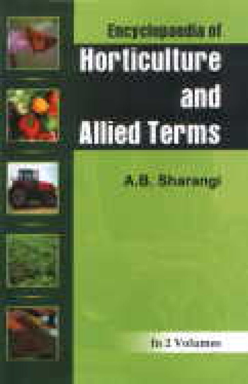 Encyclopedia of Horticulture and Allied Terms (2-Volume Set)