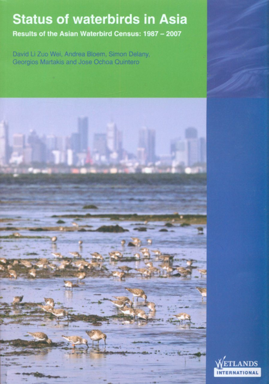 Status of Waterbirds in Asia