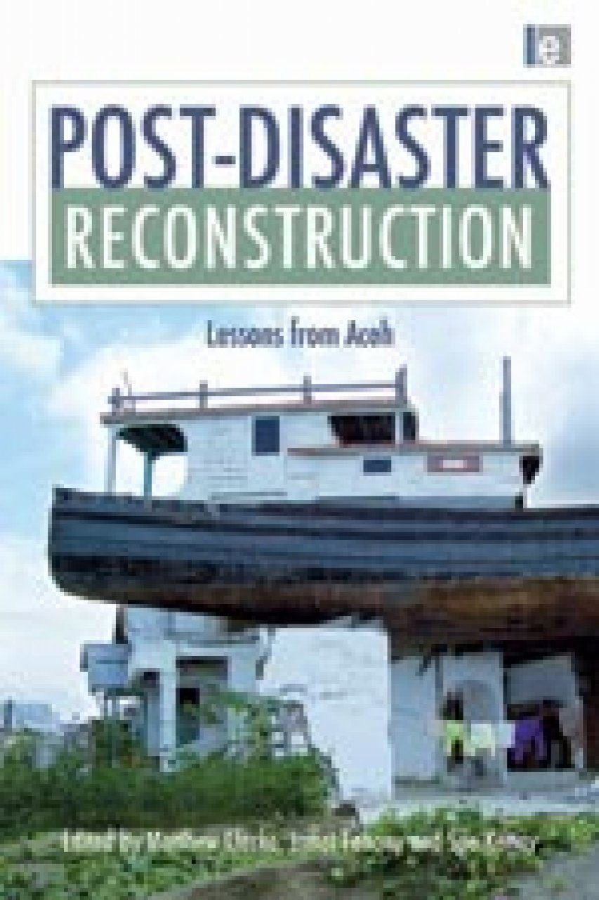 Post-Disaster Reconstruction