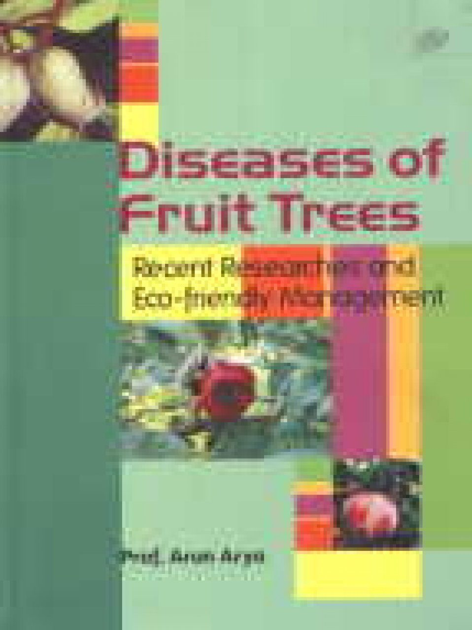 Diseases of Fruit Trees