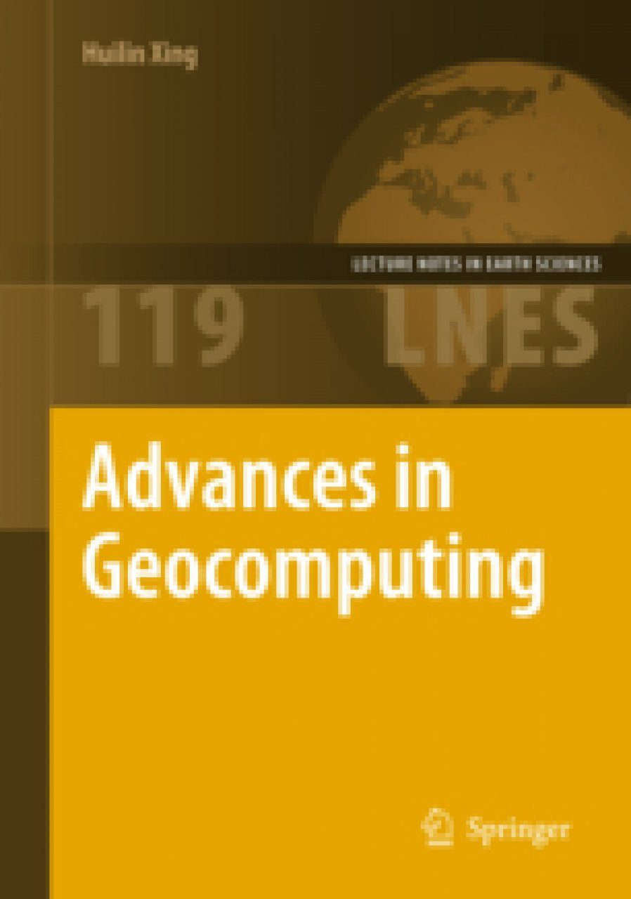 Advances in Geocomputing