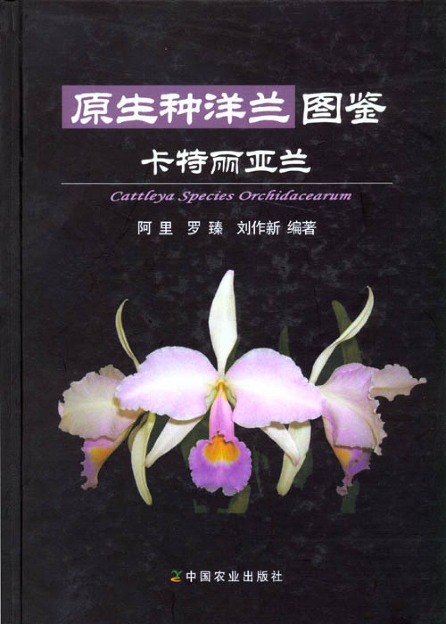 Cattleya Species Orchidacearum [Chinese]
